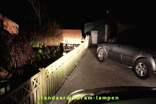 Standaard Osram H4-lampen